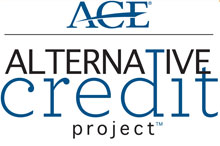 American Council on Education - Alternative Credit Project