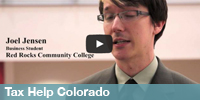 tax help colorado video