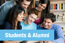 Students and Alumni search and apply for jobs here.