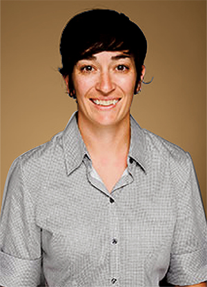 Dayna Jaynstein, PA-C, a certified physician assistant faculty member at the Red Rocks Community College PA Program