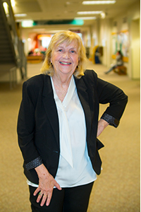 Dr. Michele Haney, President