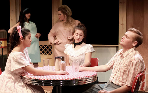 "Red Rocks Community College's Theatre department presents a 70s drama considered ahead of its time: ""Come back to the 5 & dime, Jimmy Dean, Jimmy Dean."" photo"