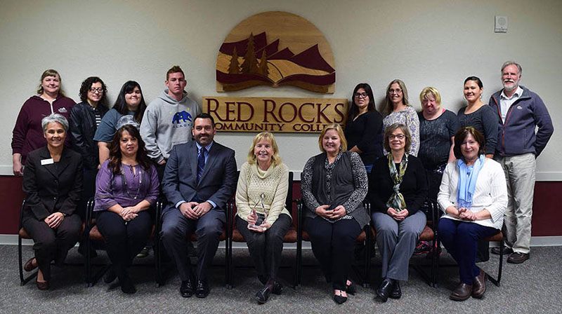 Red Rocks Community College Honored by The Learning Source