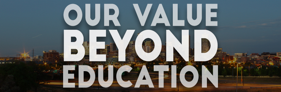 Our Value Beyond Education