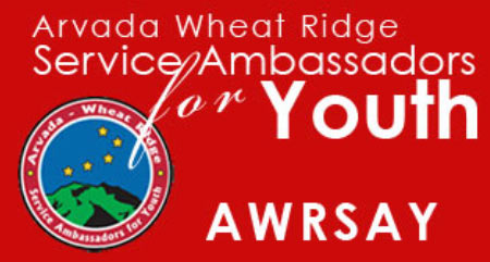 The Arvada Wheat Ridge Service Ambassadors for Youth