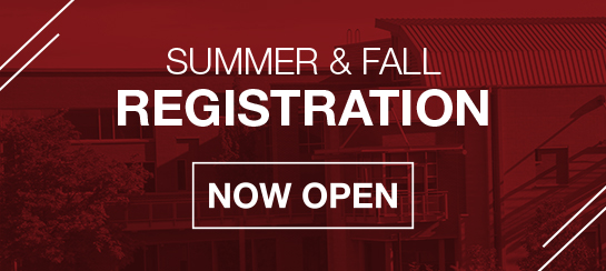 Registration for Summer and Fall 2020 is now open! Take a look at the Schedule.