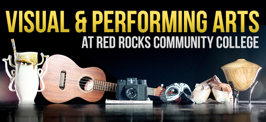 Visual & Performing Arts at RRCC