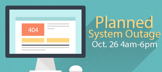 Planned System Outage