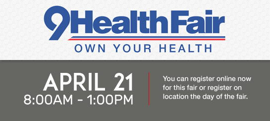 Red Rocks Community College 9Health Fair – Save the date!   Saturday, April 21
