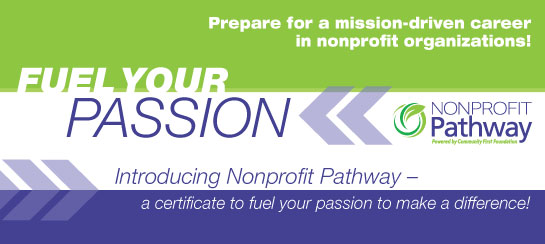 The Nonprofit Pathway Certificate Program