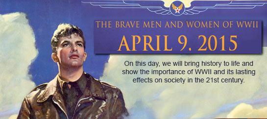 WWII Event Banner