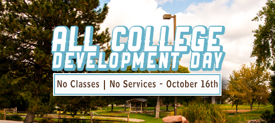 No classes will be held and campus services will be unavailable on Tuesday, October 16th
