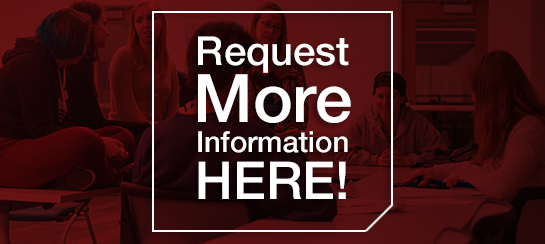 Request more information graphic