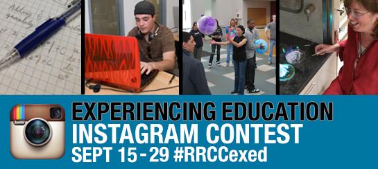 ExEd Instagram Contest