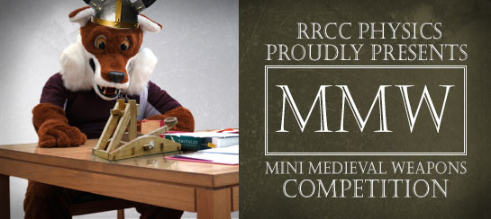 Mini Medieval Weapons Contest at RRCC