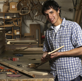 Carpentry popular college major