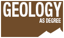 geology AA degree