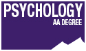 psychology AA degree