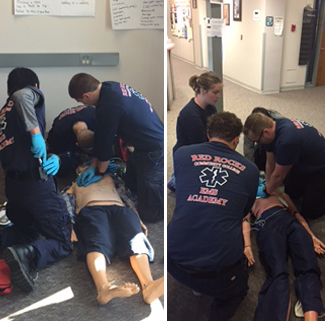 Emergency Medical Services Program at RRCC
