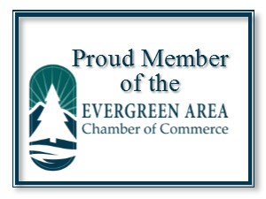 Proud Member of the Evergreen Area Chamber of Commerce