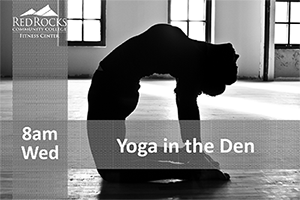 Free yoga every Wednesday in Den