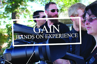 Gain Hands-On Experience