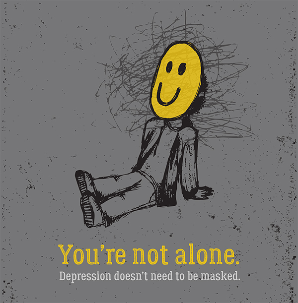 National Depression Screening Day :: Oct.6, Thurs., AND Oct.12, Wed., 11am-1pm, Great Hall