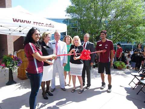 RRCC Ribbon Cutting Ceremony