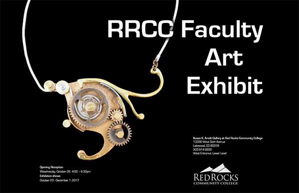 RRCC Faculty Art Exhibit