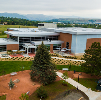 photo of student recreation center