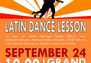 Latin Dance Lesson
