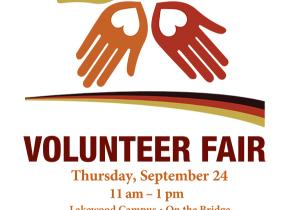 Volunteer Fair :: Lakewood Campus