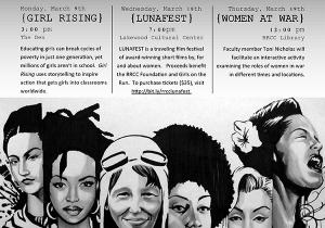 Girl Rising, March 9th at 3:00pm in the Den