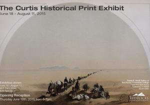 The Curtis Historical Print Exhibit :: Lakewood Campus