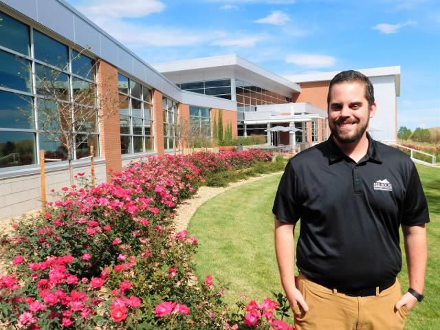 Kirk Fallon - Director, Student Recreation Center