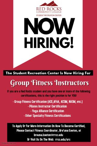 Group Fitness | Red Rocks Community College