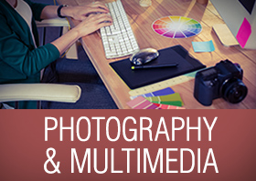 Photography/Multimedia & Graphic Design