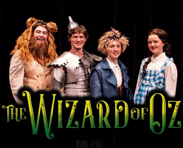August 1-4 Wizard of OZ