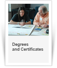 Degree and Certificates